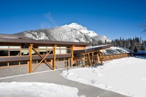 Fenlands Arena-Banff, Alberta
