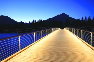 Town of Banff Pedestrian Bridge