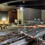 Eric Harvey Theatre Renovations