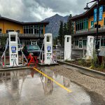 Shops of Canmore Electric Vehicle Charging Stations